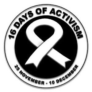 ...in an average month in township Khayelitsha there are 35 reported cases of domestic violence and 60 reported cases of rape? Don't look away, break the silence, stop the voilence against women and children!