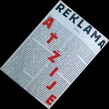 Czechoslovak antiquarian avant-garde books, #Sutnar, #Styrsky, #Muzika, #Hoffmeister, #Masek, #Obrtel, #Toyen, #Teige, #Capek, children's book, photography #Sudek, #Funke, #Drtikol, erotik books *** GOOD LUCK TO ALL !***