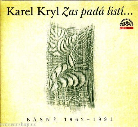 Album Karel Kryl - Zas padá listí (BÁSNĚ 1962-1991) na CD 2010