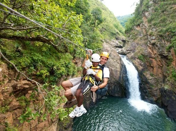 Magaliesberg Canopy Tour | Magaliesberg, Gauteng, South Africa