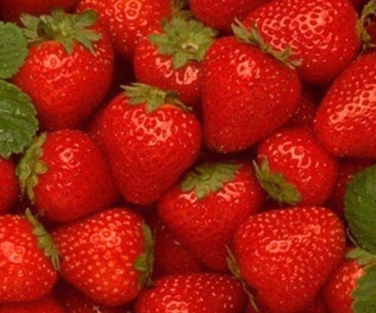Red, red, red!: Strawberries Red, Summer Food, Strawberries Food, Red Strawberries, Fresh Strawberries, Strawberries Fields, Fruit Desserts, Strawberries Shortcake, Strawberries Supri
