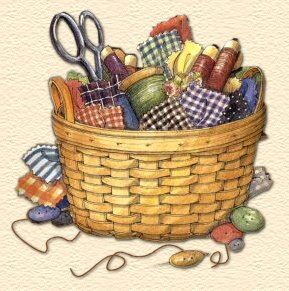 sewing basket 1 of 6