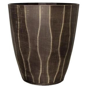 12 in. Plastic Tall Saturn Planter, TTP1020H-CC at The Home Depot - Tablet