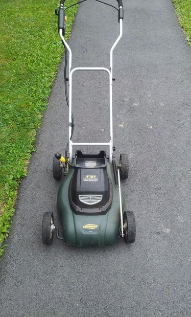 Solar Power cordless lawnmower - Instructables