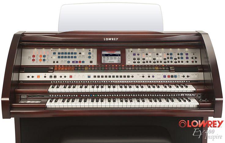 Inspire EY400   Lowrey Organ Company