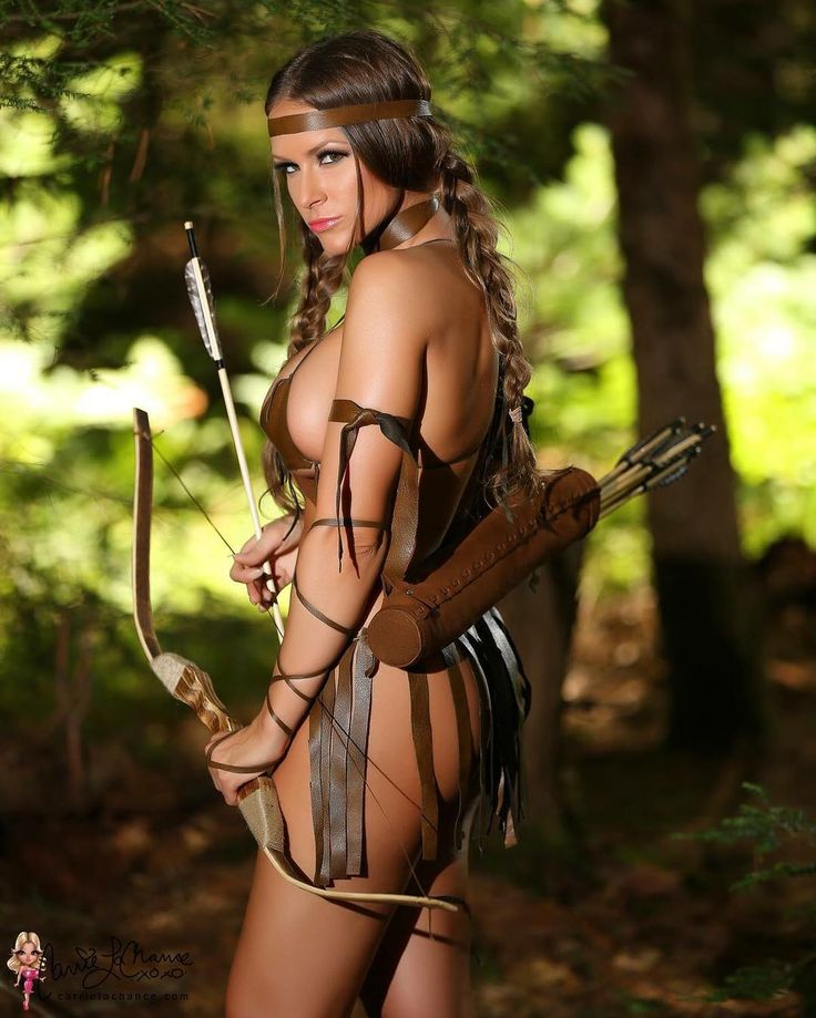 Female Warriors Porn 54