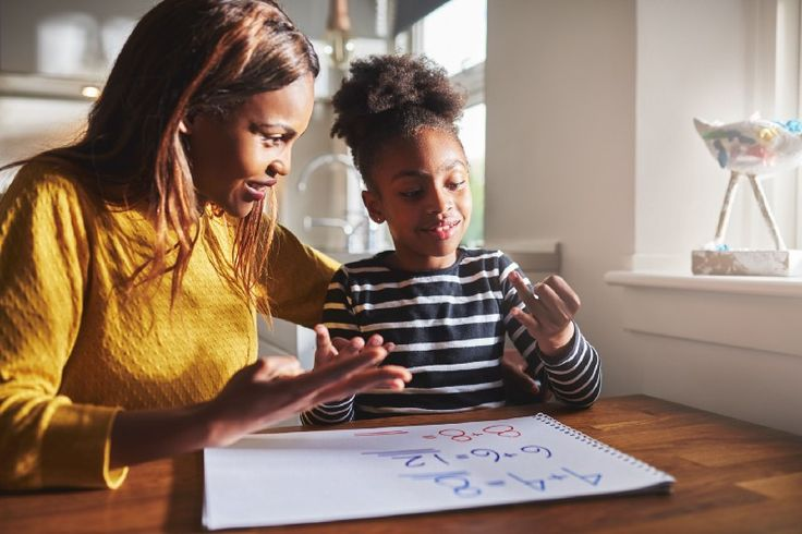 NSF's acting chief operating officer, Joan Ferrini-Mundy, offers parents tips on taking an educator's approach to math at home
