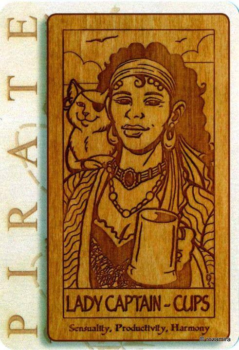 Pirate Tarot - Rozamira Tarot - Веб-альбомы Picasa