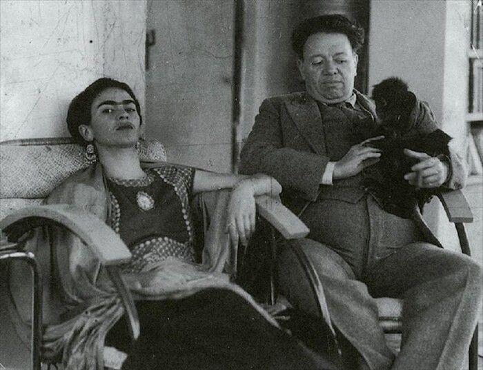 La storia e la simbologia dietro 5 quadri famosi di Frida Kahlo, opere e spiegazioni | Frida kahlo, Diego rivera, Frida khalo