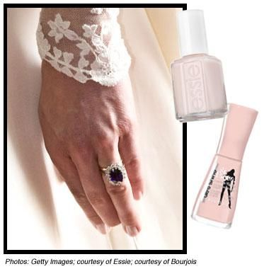 Find This Pin And More On Nails Kate Middleton S Wedding Nail Polish