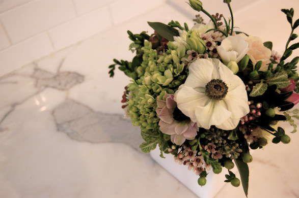 Arrangement from my favourite florist Coriander Girl.