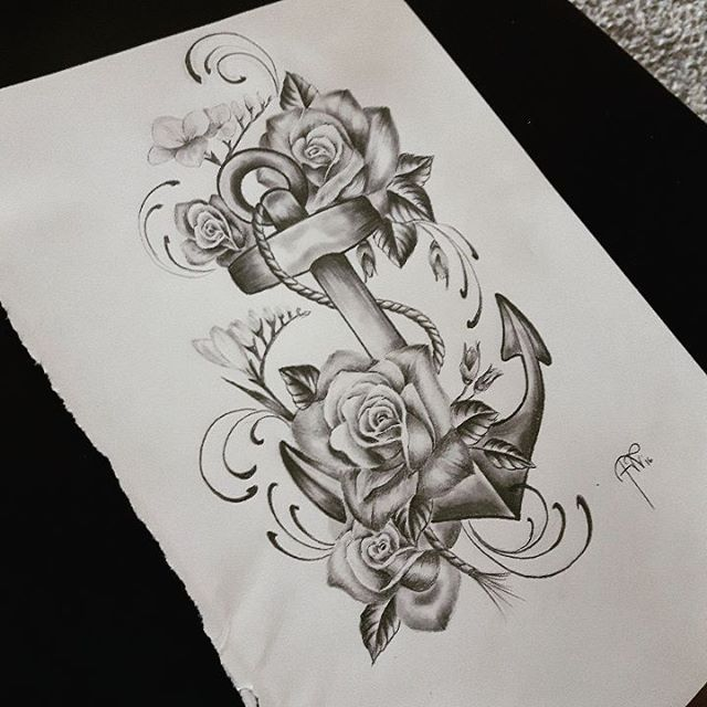 how to draw traditional tattoo art