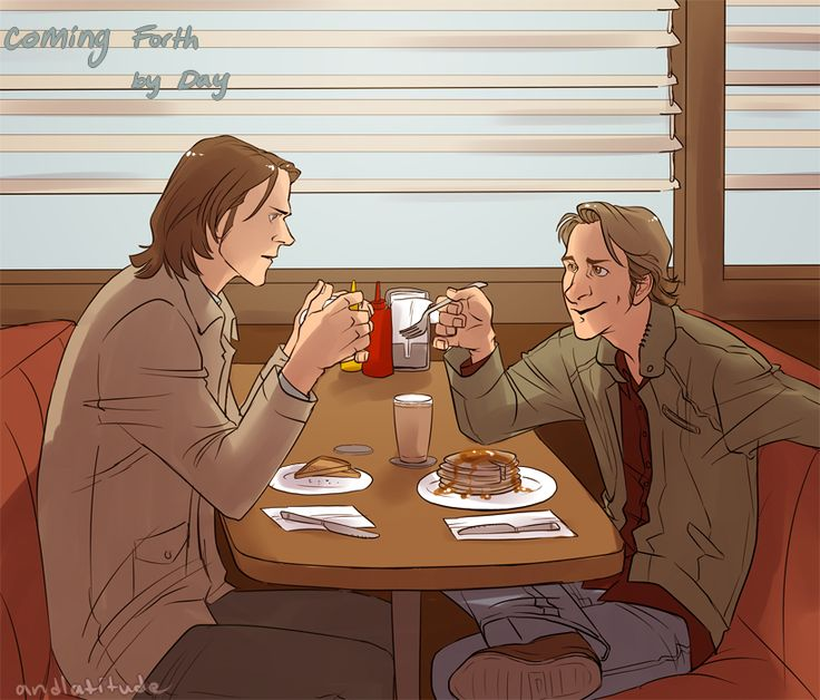 Sabriel is my newest ship, not sure how, but they just seem adorable together.