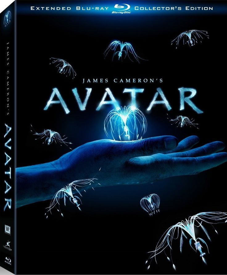 Avatar Blu-ray: Extended Collector's Edition