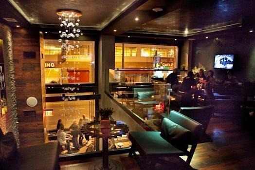 #moderndesign #bar #vodka #dtla  www.thebowerygroup.com