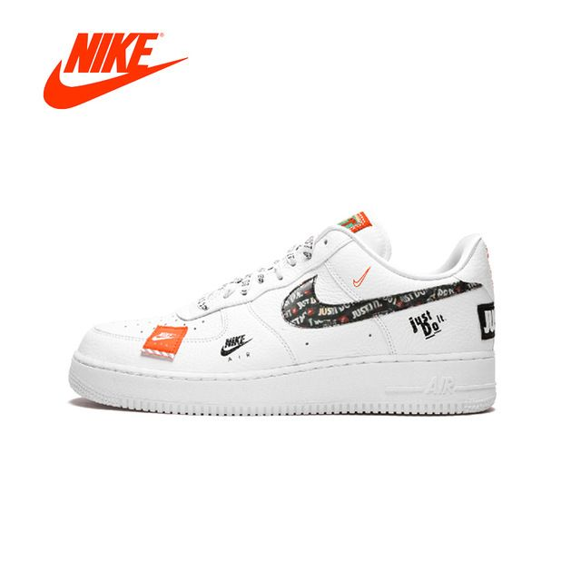 Original New Arrival Authentic Just Do It Nike Air Force 1 Low