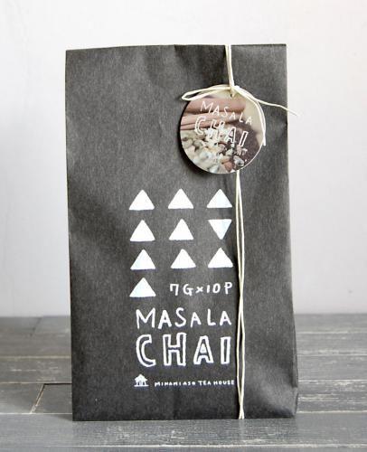 japanese style! masala chai