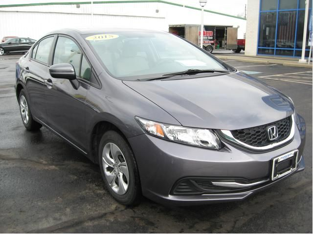 2015 Honda Civic Sedan / 4dr CVT LX > Parkway Honda | New Honda Certifed And Used Car Dealer | Credit Approval | Dover Ohio | Tuscarawas County