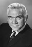 "Lorne Greene -  born in Ottawa he began acting while attending Queen's University.  After graduation he got a job in radio broadcasting. His rich, deep, authoritarian voice quickly made him Canada's top newscaster. He left Canada in the early 1950s for a film career in Hollywood, and soon began appearing regularly in television, films and on radio. His greatest successes came in two television series, the long-running Western ""Bonanza"" (1959), and the sci-fi series ""Battlestar Galactica""…"