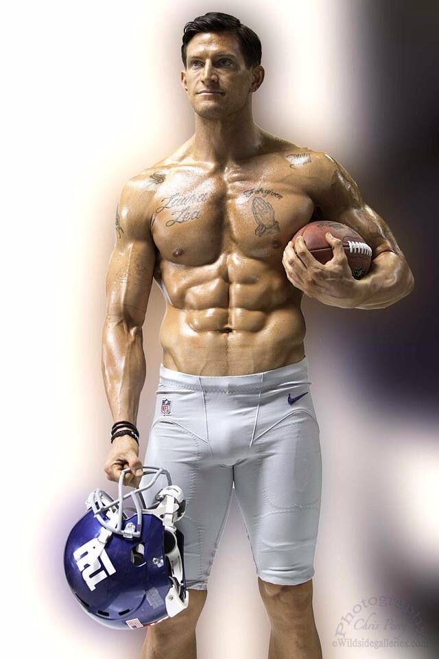 Steve Weatherford, #5 NY Giants | Fitness/Physique ...