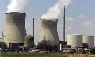 ARCHANGELOS: Πυρηνικός αντιδραστήρας    Εσωτερικό πυρηνικού αντ...