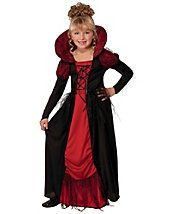 vampiress queen girlu0027s costume under20
