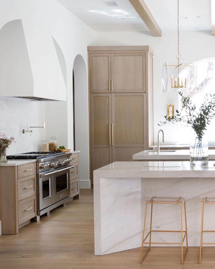 Rustic Bright Kitchen Bright Kitchens Kitchen Home Decor