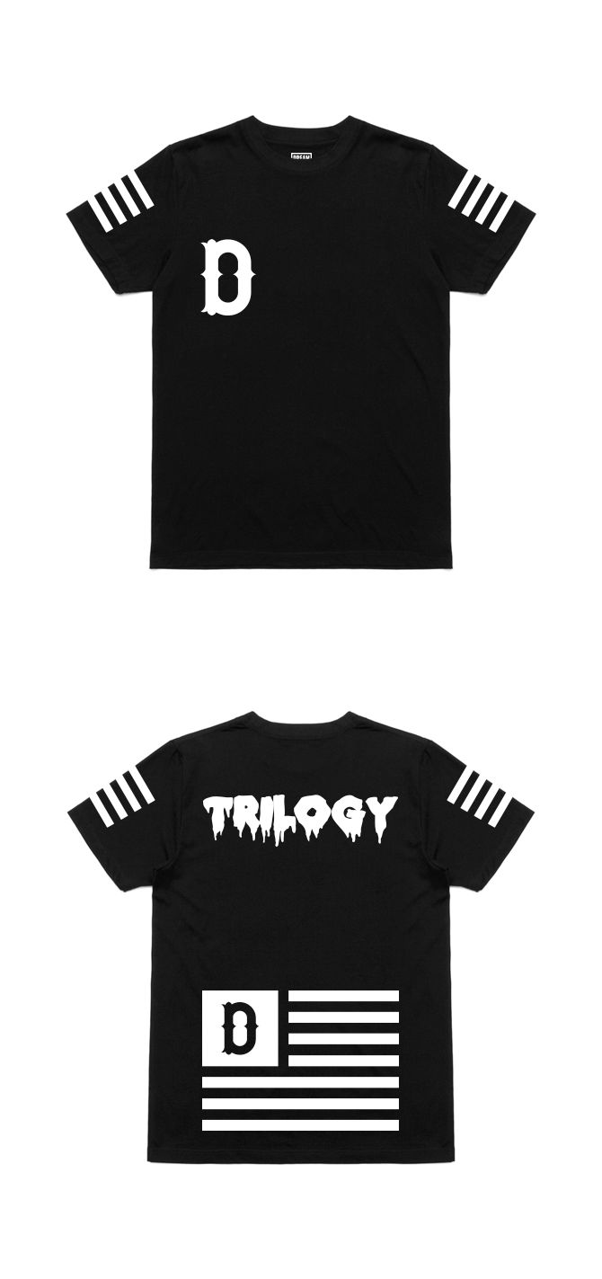 TRILOGY BLACK TEE  http://dreamclth.bigcartel.com/product/trilogy-black-tee  #streetfashion #beentrill #stamp #allblvck #allwhite #streetwear #stampdla #fvckgenesis #fashionkilla #blvckfashion #blackfashion #blckgenesis #blvck #rhude #wdywt #balenciaga #rare #noir #luxury #luxlife #hypebeast #hype #highsnobiety #dope #givenchy #prada #ootd #kenzo #40oz #defend #dreamclth