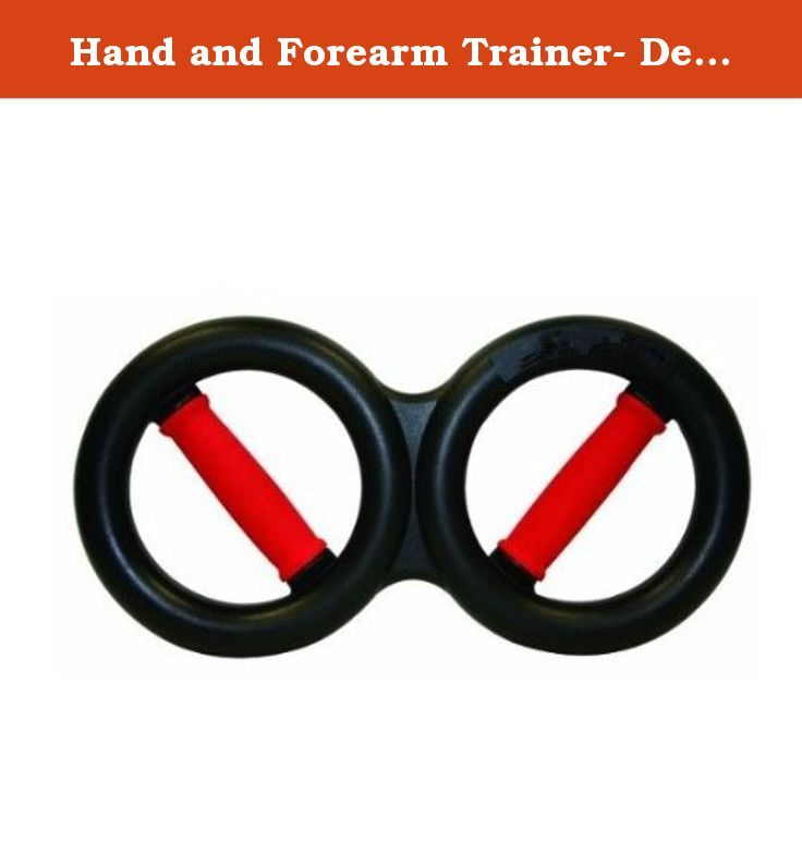 Hand and Forearm Trainer- Develop strong flexor muscles and larger extensor muscles by Oriental-beauty (15KG). Worthwhile, easily portable accessory to complement the Gym home training system Helps you build lean, defined lower arms Develop strong flexor muscles and larger extensor muscles Lightweight design with steel spring resistance case material: ABS holder material: NBR There is a spring in the holder Two kinds of Forearm Trainer for you to choose .