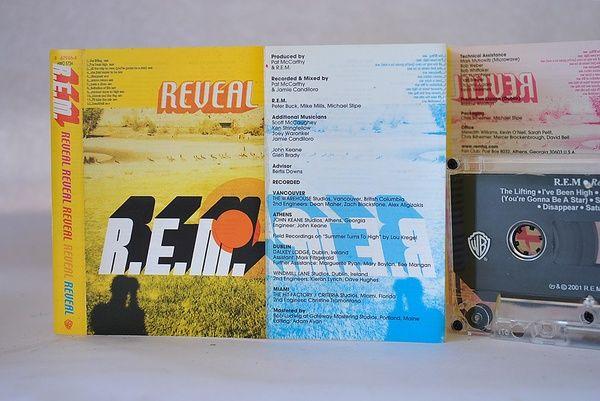 R.E.M.-- Reveal