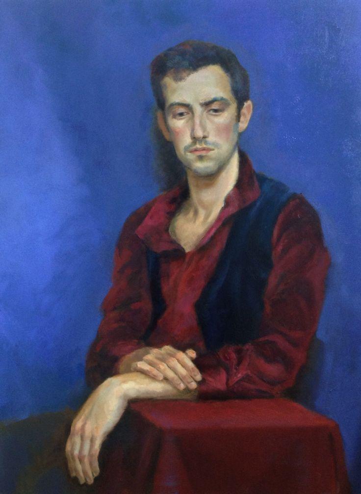 Peter Farrington - 2014 Russian Academy of Art
