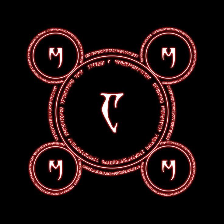 Pin by Bill Kellar on Black Magic a few Vampire Symbols ...