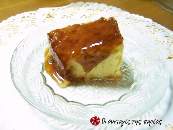 Tres Leches (γλυκό με τρία γάλατα) #sintagespareas