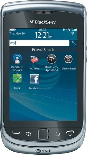 BlackBerry Torch 4G 9810 Phone (AT)