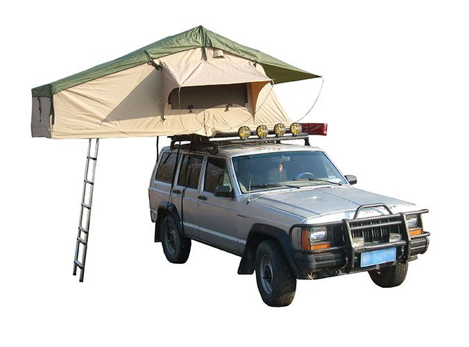 1 2 Person Pop Up Roof Tent For Sale Size Open 48 Wide X 110 Long X 49 High 123x280x126cm Size Sleepin Top Tents Roof Top Tent Best Tents For Camping