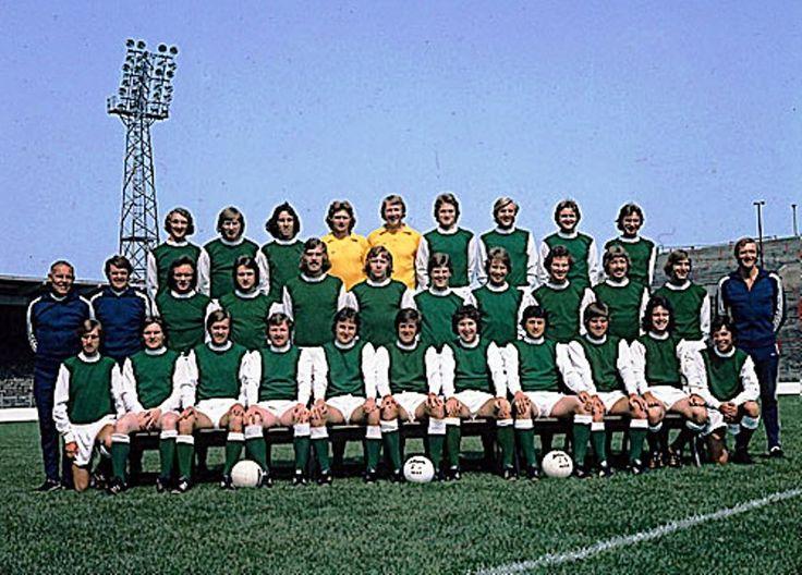 hibernian fc 1975-76