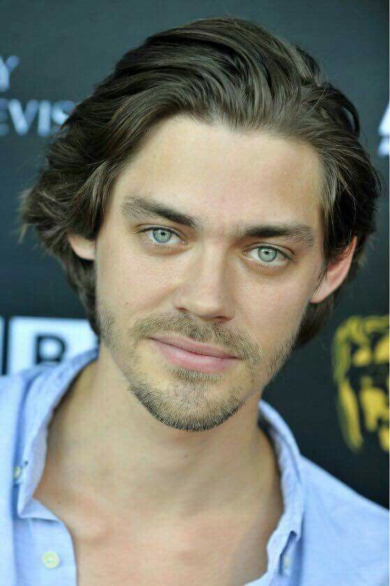 Tom Payne WOW!