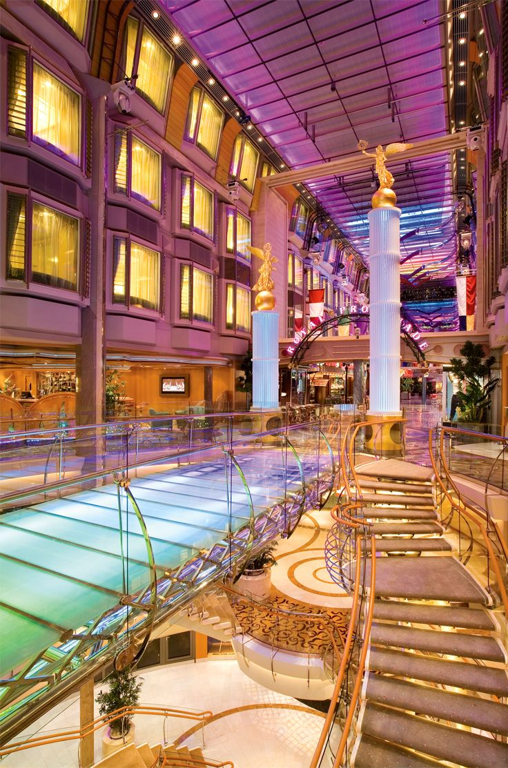 Freedom of the seas renovations 2015 - Take A Stroll On The Royal Promenade Freedom Of The Seas