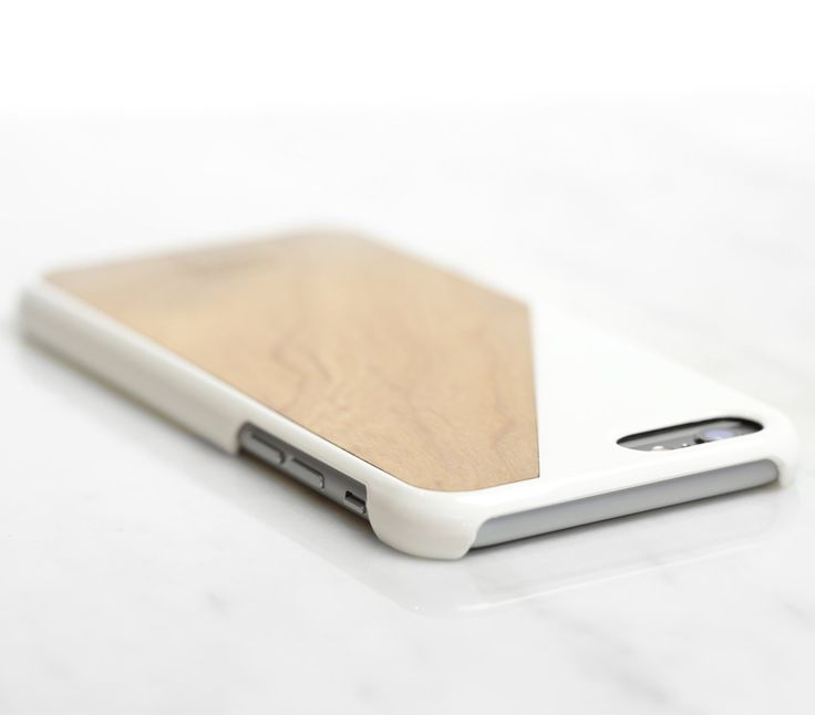 CLIC Wooden Case for iPhone 6