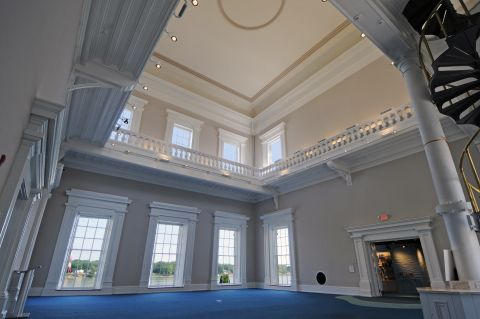 Grand Hall  - Louisville Water Tower Park
