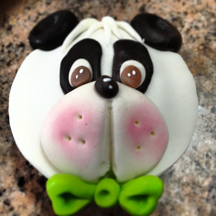 Del curso de Cupcakes Nivel 2