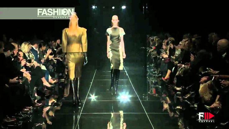 """GUCCI"" Full Show HD Autumn Winter 2013 2014 Milan by FashionChannel"