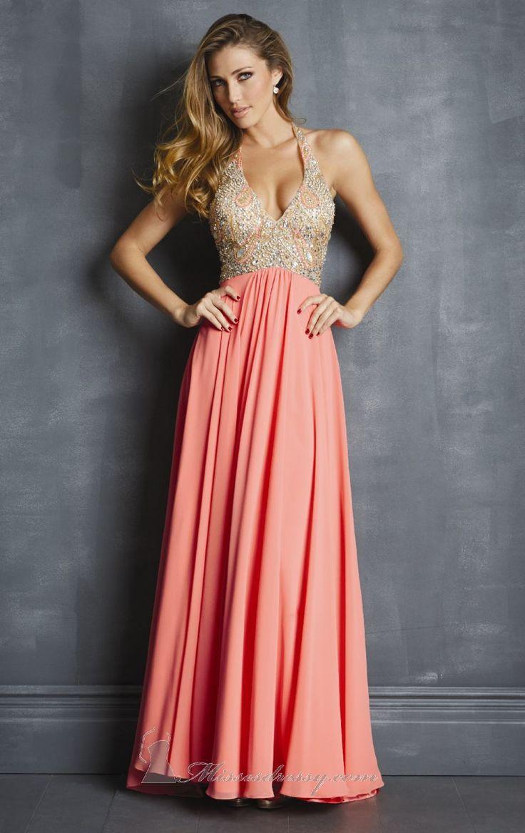 Mejores 457 imágenes de Prom Dresses 2014 en Pinterest | Mini ...