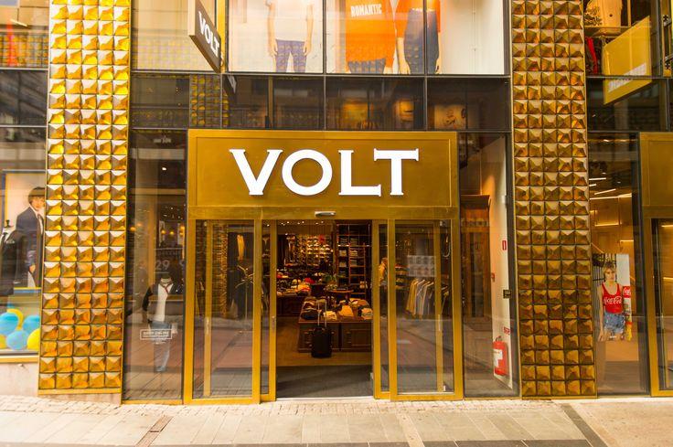 Volt Schweden | KS Projekt ist Einrichtungspartner für alle Konzeptgeschäfte von Volt.