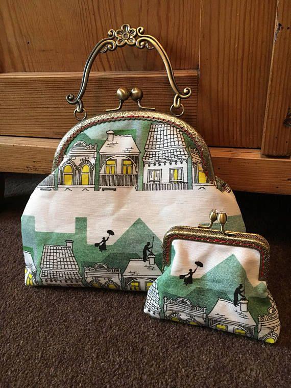 Mary Poppins handbag and purse  Evening bag   Buy