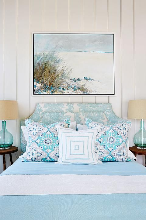 Beach House, Designed by Sarah Richardson Design: Natalie Hodgins & Kate Stuart