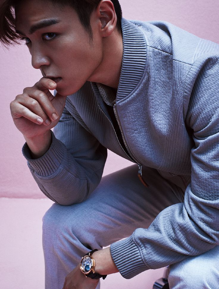 T.O.P [Choi Seung Hyun] | Esquire Magazine May Issue '15