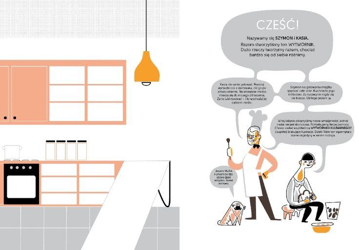 Wytwórnik kulinarny, wydawnictwo Wytwórnia - PLN Design