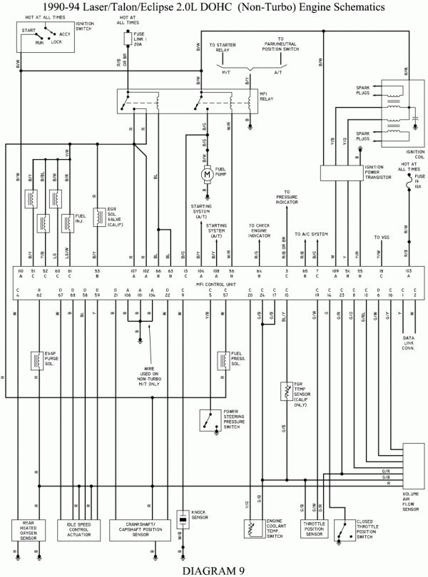 Engine Diagram Page 9 Of 76 Wiringg Net