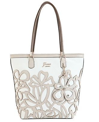 GUESS Handbag, Floren Small Carryall